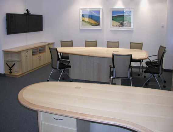 Maple Directors office